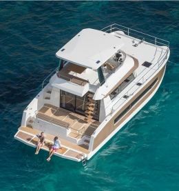 my 37 fountaine pajot motor yachts mob 4
