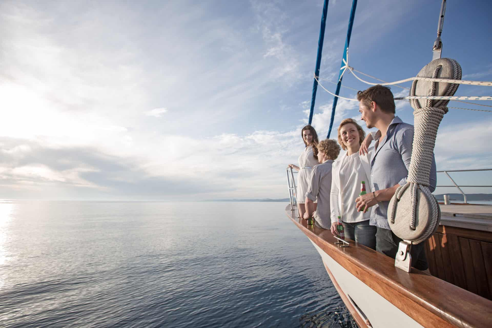 Gulet Cruising Croatia