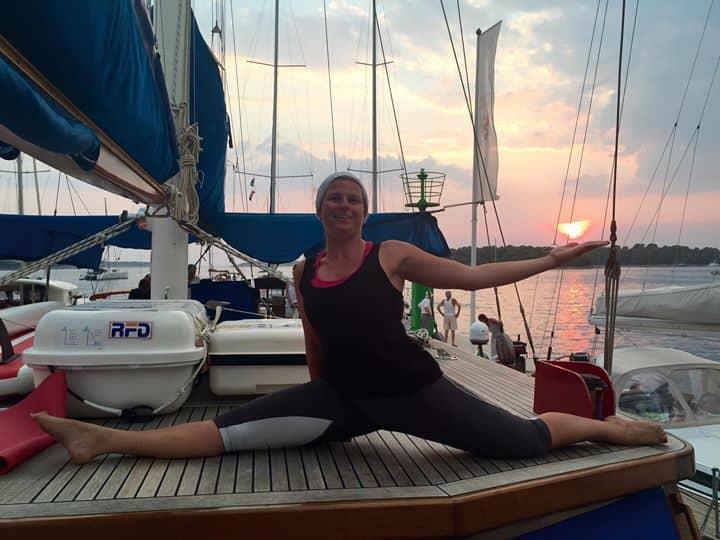 Yoga into the deep blue – Impressions Part II