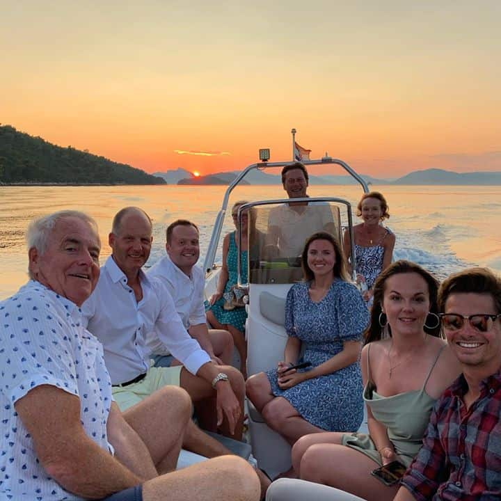 Awesome week with awesome guests @ #yachtluopan #boutiqueyachting #bluetrips_sailing #bluetrips #privateyachtcharter #familyyachtcharter #sailaway #yachtlife…