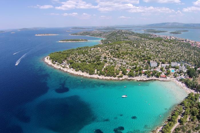 aerial view of murter archipelago 2 l 1