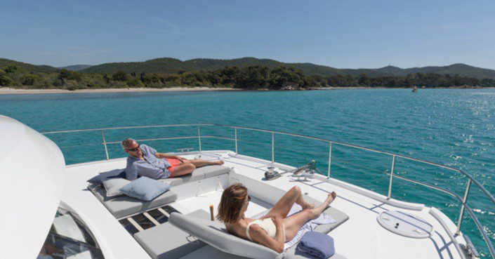 life on board in catamaran fountaine pajot my 37 695
