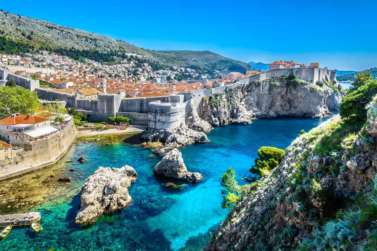 Von Trogir nach Dubrovnik