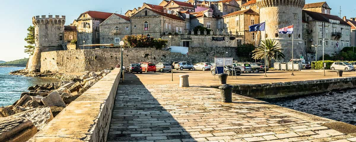 Südtour mit Korčula