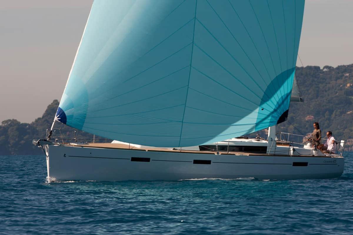 Segelyacht Benneteau Oceanis 45