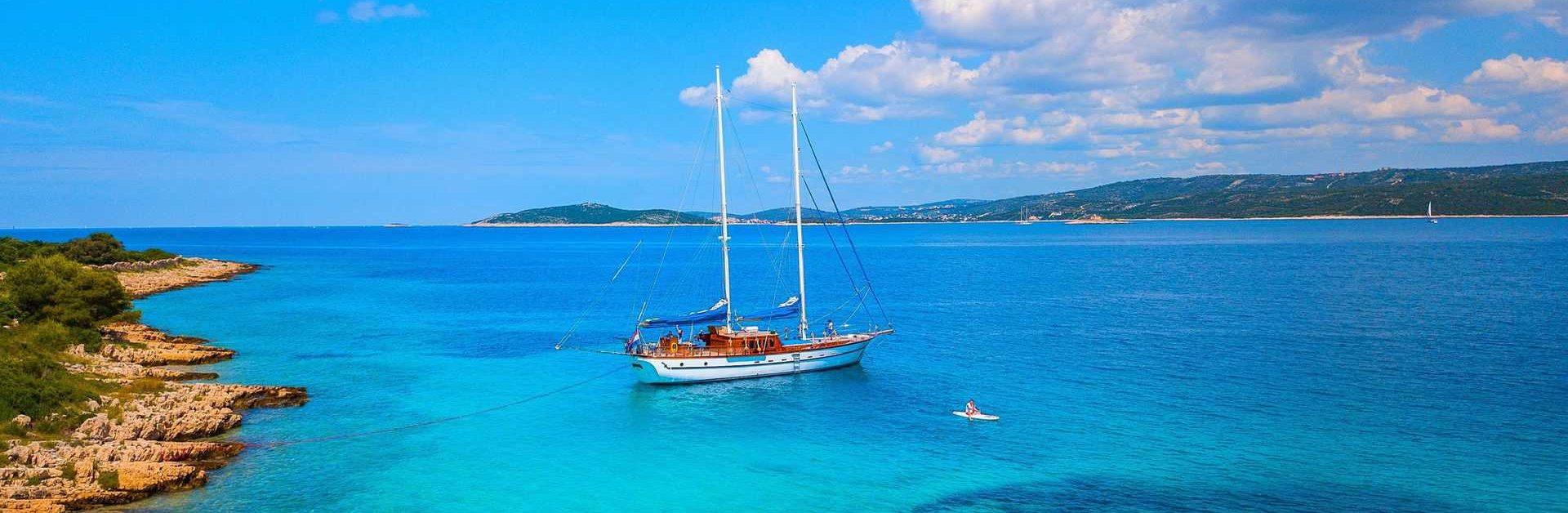 Was ist eine private Boutique Segelkreuzfahrt eigentlich?