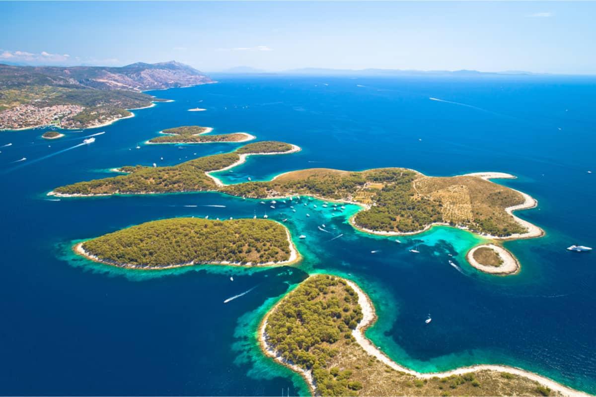 Yacht-Kreuzfahrt-Kroatien