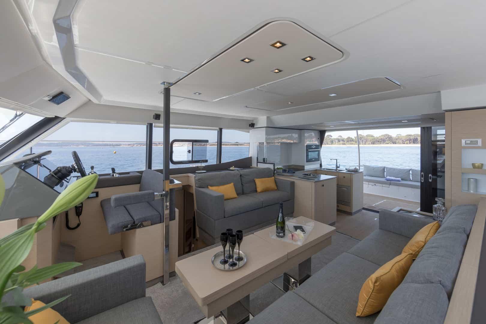 Motoryacht MY44
