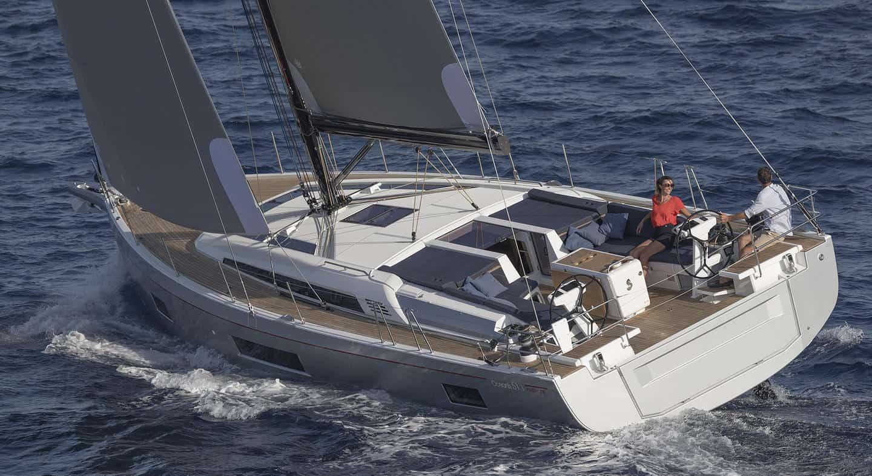 Segelyacht OCEANIS 51.1 11 1